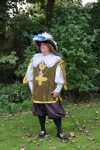 Stow Town Councillor Robin Jones in English Civil War Costume