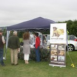 Nowzad Dogs' Stall on QEII field