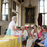Cookery Demonstrations in St Edward's Hall