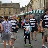 Stow Rugby Club and their Carry Me Home Kate fundraising project